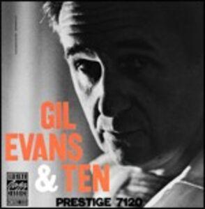 CD Gil Evans & Ten di Gil Evans