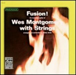 CD Fusion! di Wes Montgomery