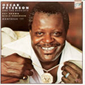 CD Montreux '77 di Oscar Peterson