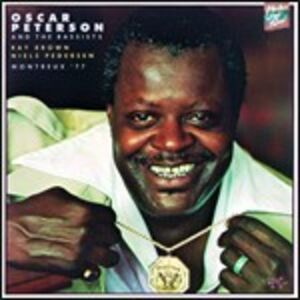 CD Oscar Peterson & the Bassists. Montreux '77 di Oscar Peterson