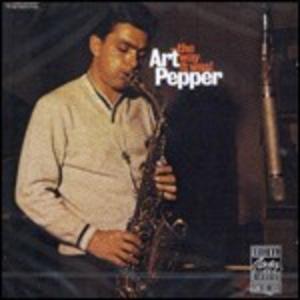 CD The Way it Was! di Art Pepper