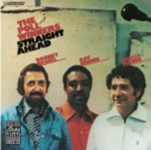 CD Straight Ahead Barney Kessel , Ray Brown , Shelly Manne