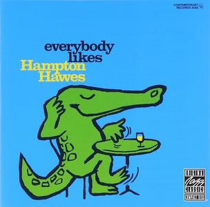 CD Everybody Likes Hampton Hawes di Hampton Hawes