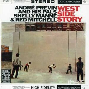 West Side Story - CD Audio di André Previn