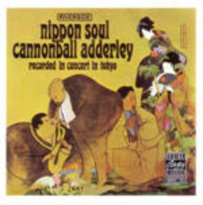 CD Nippon Soul di Julian Cannonball Adderley