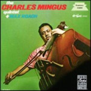 CD Charles Mingus Quintet Plus Max Roach Max Roach , Charles Mingus (Quintet)