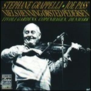 Tivoli Gardens - CD Audio di Stephane Grappelli,Joe Pass,Niels-Henning Orsted Pedersen