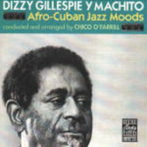 CD Afro Cuban Jazz Moods di Dizzy Gillespie