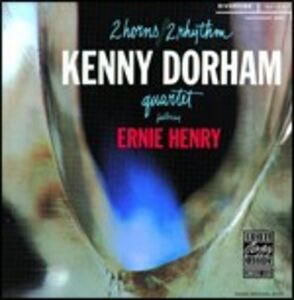 CD Two Horns, Two Rhythms di Kenny Dorham