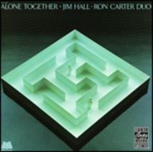 CD Alone Together Jim Hall , Ron Carter