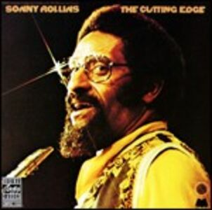 CD The Cutting Edge di Sonny Rollins