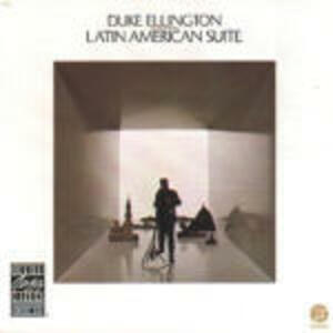 Latin American Suite - CD Audio di Duke Ellington