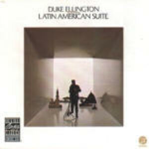 Foto Cover di Latin American Suite, CD di Duke Ellington, prodotto da Concord