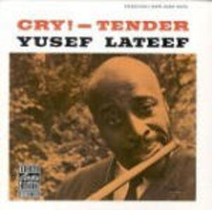 Foto Cover di Cry! - Tender, CD di Yusef Lateef, prodotto da Concord