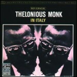 CD Thelonious Monk in Italy di Thelonious Monk