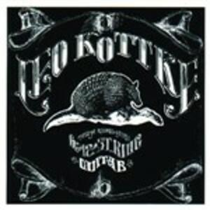 Six and Twelve String Guitar - CD Audio di Leo Kottke