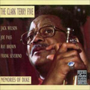 Memories of Duke - Vinile LP di Clark Terry