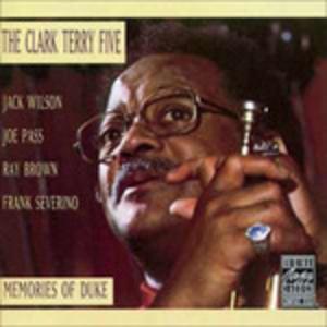 Vinile Memories of Duke Clark Terry (Quintet)