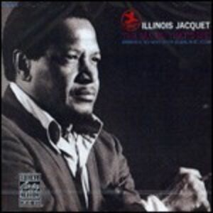 CD The Blues That's Me! di Illinois Jacquet