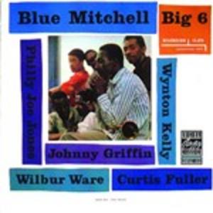 CD Big 6 di Blue Mitchell