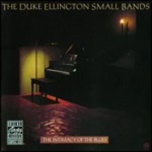 CD The Intimacy of the Blues di Duke Ellington