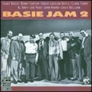 CD Basie Jam 2 di Count Basie