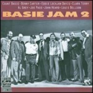 CD Basie Jam 2 di Count Basie