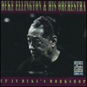 CD Up in Duke's Workshop di Duke Ellington