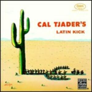 Latin Kick - CD Audio di Cal Tjader