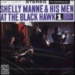 Foto Cover di At the Black Hawk vol. 1, CD di Shelly Manne, prodotto da Contemporary