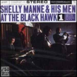 CD At the Black Hawk vol. 1 di Shelly Manne