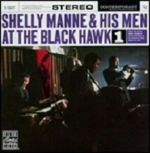 CD At the Black Hawk vol. 2 di Shelly Manne