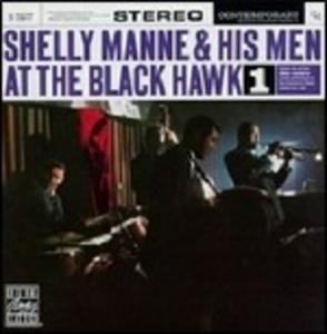 CD At the Black Hawk vol. 2 di Shelly Manne