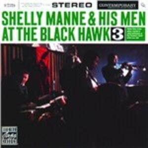 At the Black Hawk vol.3 - CD Audio di Shelly Manne