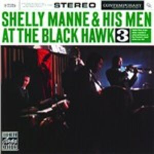 CD At the Black Hawk vol.3 di Shelly Manne