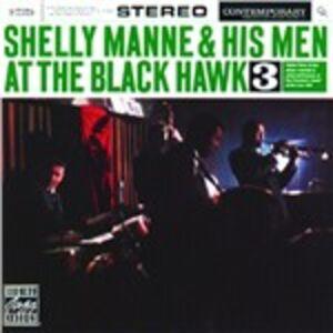 Foto Cover di At the Black Hawk vol.3, CD di Shelly Manne, prodotto da Original Jazz Classics