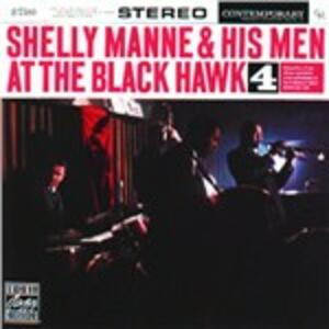 At the Black Hawk vol.4 - CD Audio di Shelly Manne