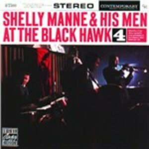 CD At the Black Hawk vol.4 di Shelly Manne