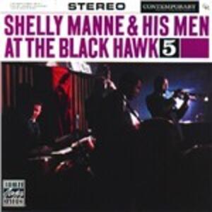 At the Blackhawk vol.5 - CD Audio di Shelly Manne