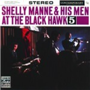 CD At the Blackhawk vol.5 di Shelly Manne