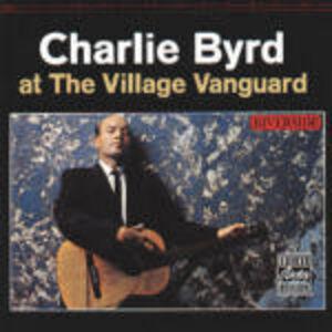 CD At the Village Vanguard di Charlie Byrd