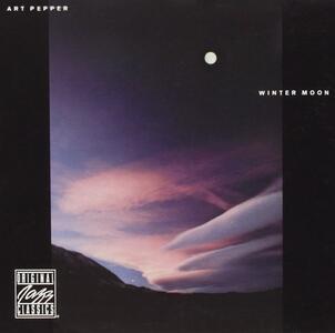 Winter Moon - CD Audio di Art Pepper