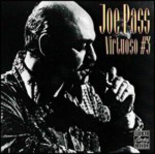 CD Virtuoso 3 di Joe Pass