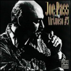 CD Virtuoso 3 di Joe Pass