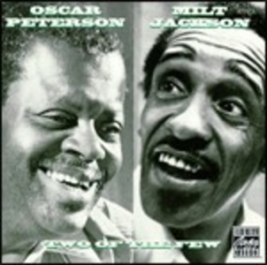 CD Two of the Few Oscar Peterson , Milt Jackson