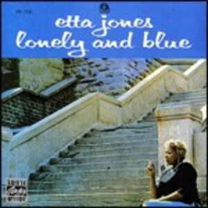 CD Lonely and Blue di Etta Jones