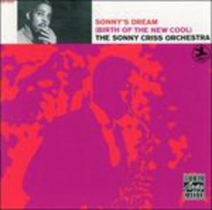 CD Sonny's Dream di Sonny Criss