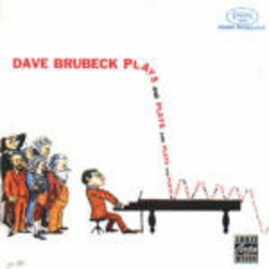 CD Plays and Plays and Plays di Dave Brubeck