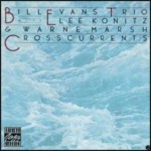 CD Crosscurrents Bill Evans , Lee Konitz