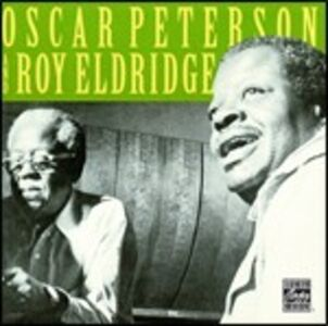 CD Oscar Peterson & Roy Eldridge Oscar Peterson , Roy Eldridge